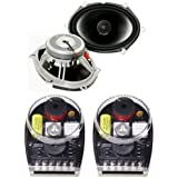 C5-570X - JL Audio 5x7 2-Way Evolution Series Coaxial Speakers
