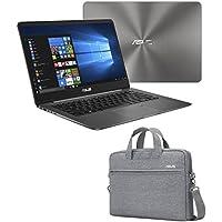 ASUS ZenBook UX430UA-DH74 (i7-8550U, 16GB RAM, 512GB SATA SSD, 14 Full HD, Windows 10) Ultrabook - Quartz Grey