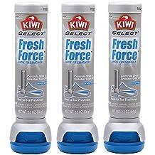 Kiwi Fresh Force Shoe Freshener Aerosol, 3 Pack by Kiwi