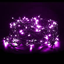 TianNorth® 30M 100FT 200 LED Lights Decorative Christmas Party Festival Twinkle String Home Tree (purple)