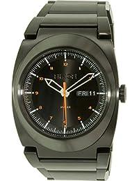 NIXON Men's A358-577-00 Don Ii Analog Display Japanese Quartz Black Watch