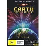 Earth: Final Conflict - Season 2 DVD