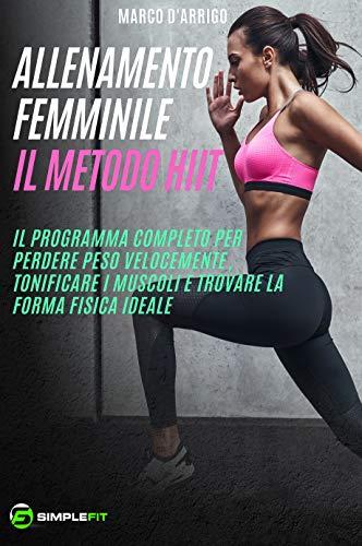 esercizio fisico per perdere peso e tonificare in palestra