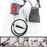 110V S-R Hanging Flexshaft Mill Jewelry Design &Repair Tools 230W 6mm