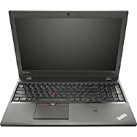 Lenovo ThinkPad T550 Professional Ultrabook Laptop - Windows 8 Pro - Intel Core i7-5600U, 16GB RAM, 256GB SSD, AC-WiFi, 15.6 FHD (1920x1080) Display, Backlit Keyboard