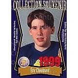 Eric Chouinard Hockey Card 1999 Quebec Pee-Wee Tournament Collection #26 Eric Chouinard
