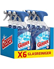 Glassex 3182138 Schoonmaakmiddel Spray - Glas & Multi 6x 750 ml