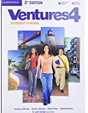 Ventures Level 4 Value Pack (Student's Book with Audio CD and Workbook with Audio CD)