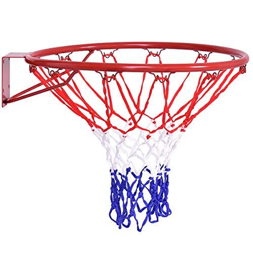 Goplus Basketball Rim Basketball