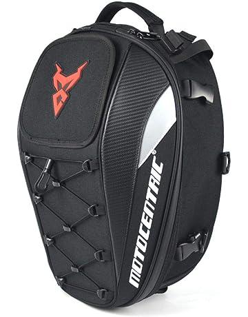 e5e512d9a42 knowledgi Motorcycle Backseat Tank Bag Motorcycle Helmet Storage Bag  Motorcycle waterproof backpack Motorbike Rear Seat Super