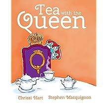 Tea with the Queen (Xist Children's Books)