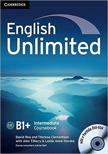 English Unlimited Pre Intermediate Teachers Book