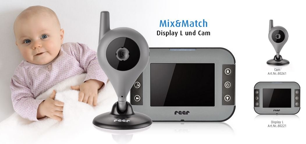 reer babyphone mix and match