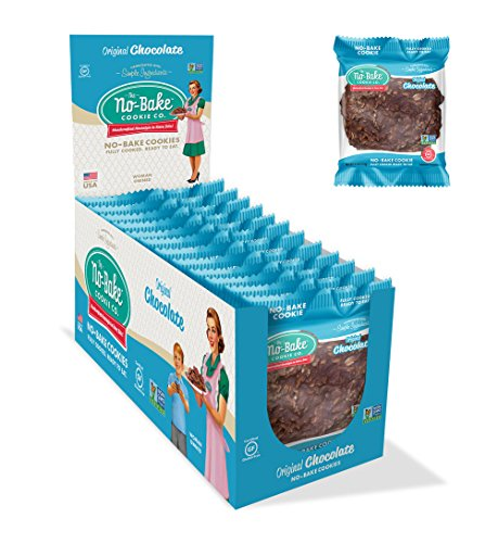 NO BAKE COOKIE Chocolate Oatmeal, 4.3 oz