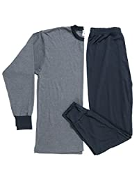 SPORTSMAN Men's Pajamas, Set in Cotton / Polyester