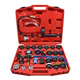 OIMERRY 28PCS Universal Radiator Pressure Tester