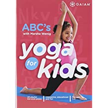 YOGA FOR KIDS: ABCS