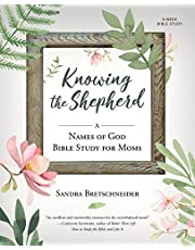 Knowing the Shepherd: A Names of God Bible Study for Moms