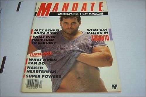 magazine Toronto adult