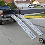 Clevr 7.5' Set of 2 Folding Arched Aluminum Truck