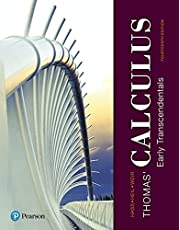 Thomas' Calculus: Early Transcendentals plus MyLab Math with Pearson eText -- 24-Month Access Card Package