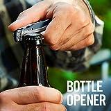 LEATHERMAN, Skeletool KBX Pocket Knife with Bottle