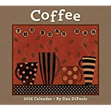 Coffee 2016 Deluxe Wall Calendar