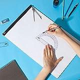 Mr. Pen- Graph Paper, Grid Paper, 22 Sheet