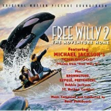 Free Willy 2: The Adventure Home - Original Motion Picture Soundtrack by Michael Jackson