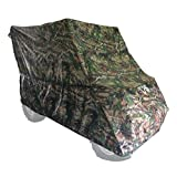 UTV Waterproof Camo Cover Side-by-Side Superior Quality Fits (113 Inch-125 Inch) | Durable and Exceptional Protection from UV Damage | Heavy Duty Weather Protection, Breathable Air Vent for Storage by Toiles VR