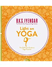 Light on Yoga: The Definitive Guide to Yoga Practice, Book Cover May Vary