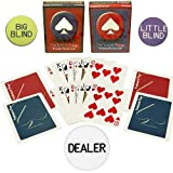 Trademark Poker Chip Set Accessories Accessory Kit, Multi