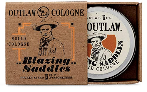 Blazing Saddles Solid Cologne