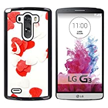 For LG G3 , S-type Love Heart & Wood - Colorful Printed Hard Protective Back Case Cover Shell Skin