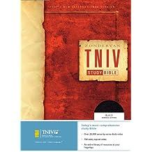 Zondervan Tniv Study Bible