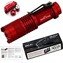 Sidiou Group Imalent latest Super Bright Cree XM-L2(U2) LED Flashlight Torch high quality led flashlight Main light 900+290 lumens