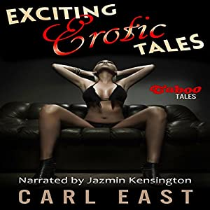 Exciting Erotic Tales Audiobook