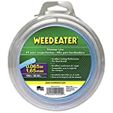 "Weed Eater 588937902 Round Trimmer Line, 0.080""x80'"