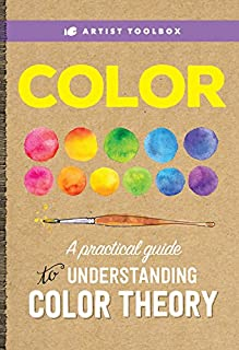 Book Cover: Artist's Toolbox: Color: A practical guide to color and its uses in art