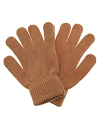 ProClimate Inspirations Womens Magic Gloves (One Size) (Beige)