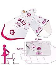 Alia Cone 18 coni monouso per fare pipì in piedi confezionati in 3 pochette da borsetta