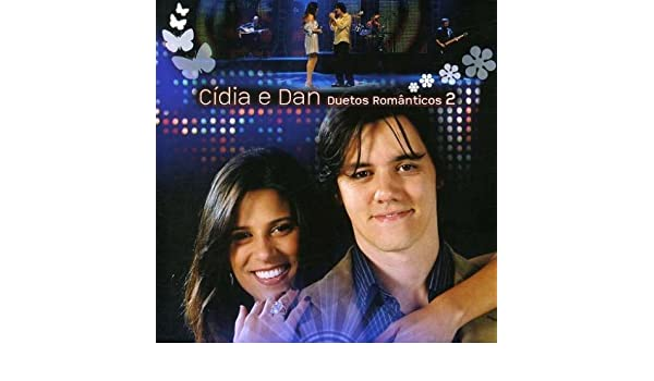 cd cidia e dan duetos romanticos 2