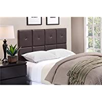Tessa Faux Leather Headboard Tiles with Tuft