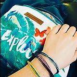 Pura Vida Negu: Never Give Up Bracelet