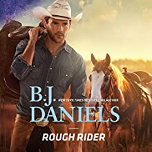 Rough Rider: Whitehorse, Montana: The McGraw Kidnapping Audiobook by B. J. Daniels Narrated by Carly Robins