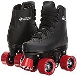 Chicago Boys Rink Roller Skate - Black Youth Quad
