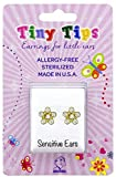 STUDEX Birthstone Tiny Tips Gold Plated Crystal