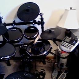 Amazon Com Alesis Dm8 Pro Electronic Drum Set Musical Instruments