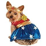 DC Comics Pet Costume, Small, Wonder Woman