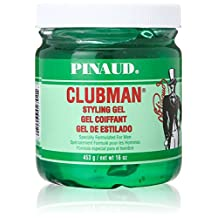 Clubman Styling Gel by Ed Pinaud for Men - 16 oz Gel